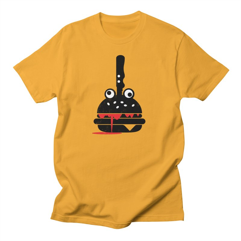 Burger Murder Men's T-Shirt by Avo G'day!