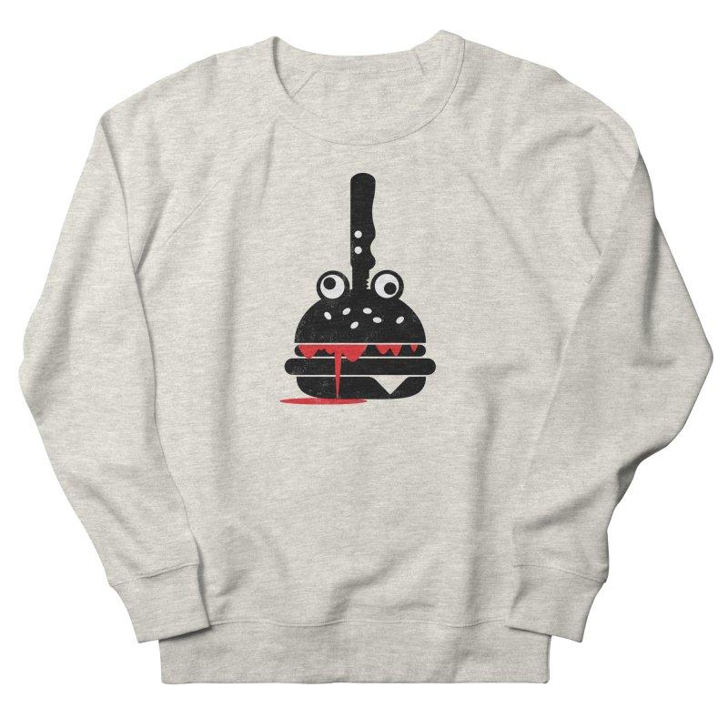 Burger Murder Men's Sweatshirt by Avo G'day!
