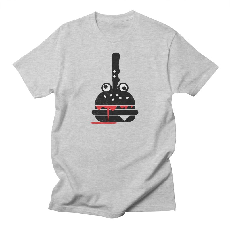Burger Murder Men's Regular T-Shirt by Avo G'day!
