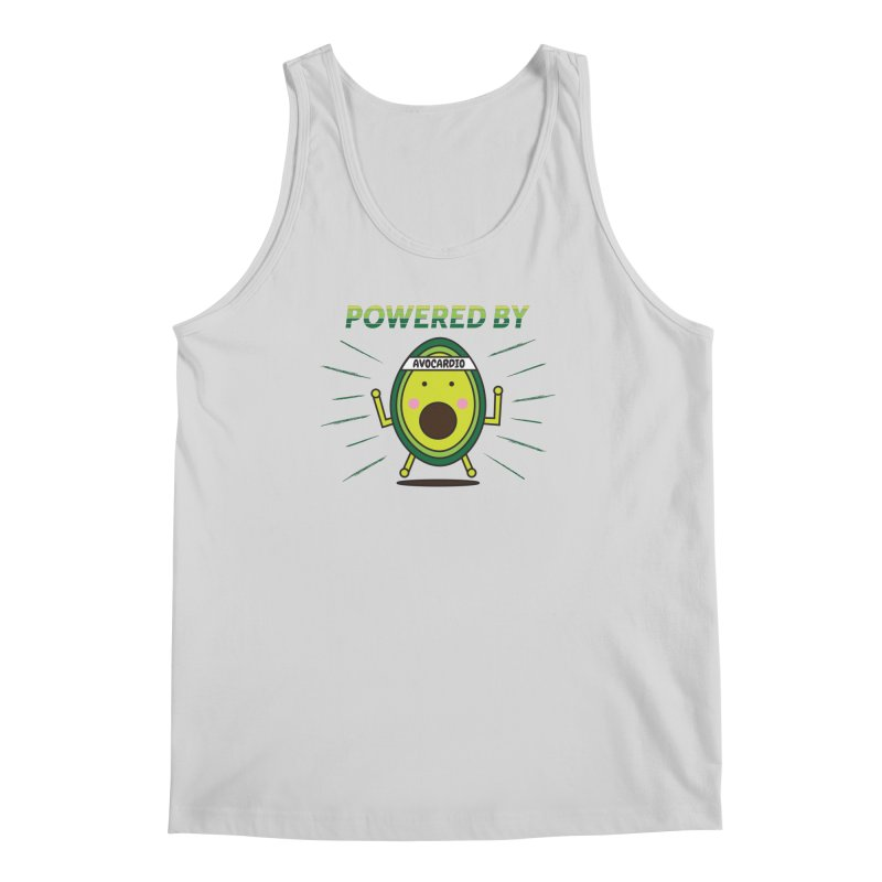 Powered by Avocado Men's Regular Tank by Avo G'day!