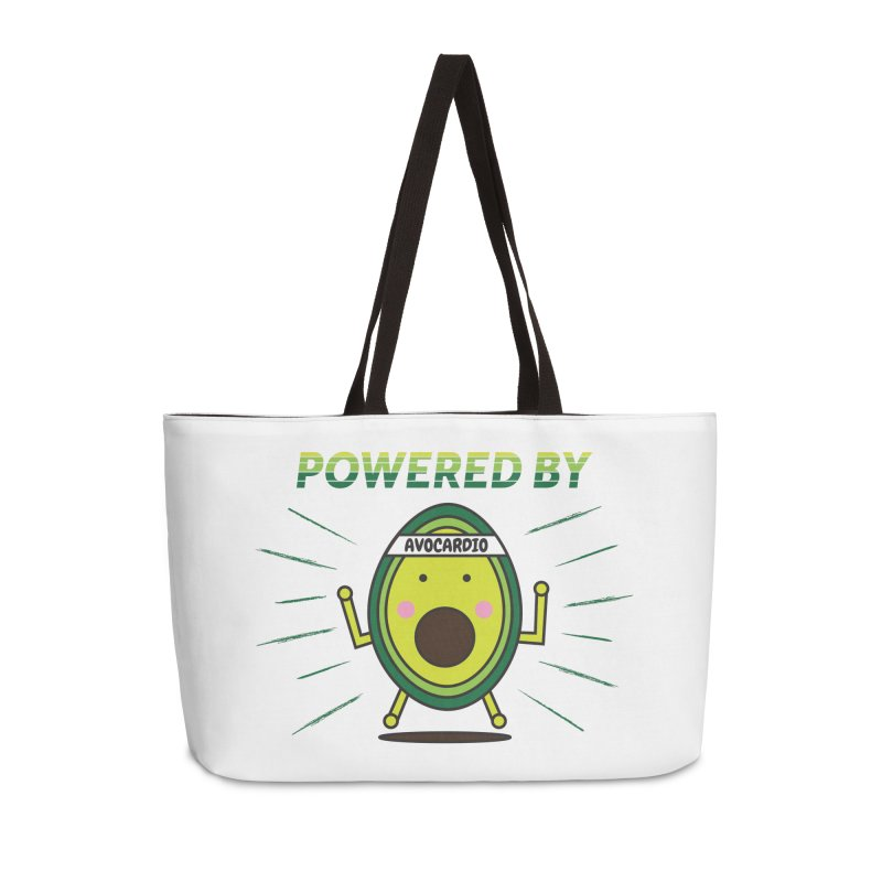 Powered by Avocado Accessories Weekender Bag Bag by Avo G'day!
