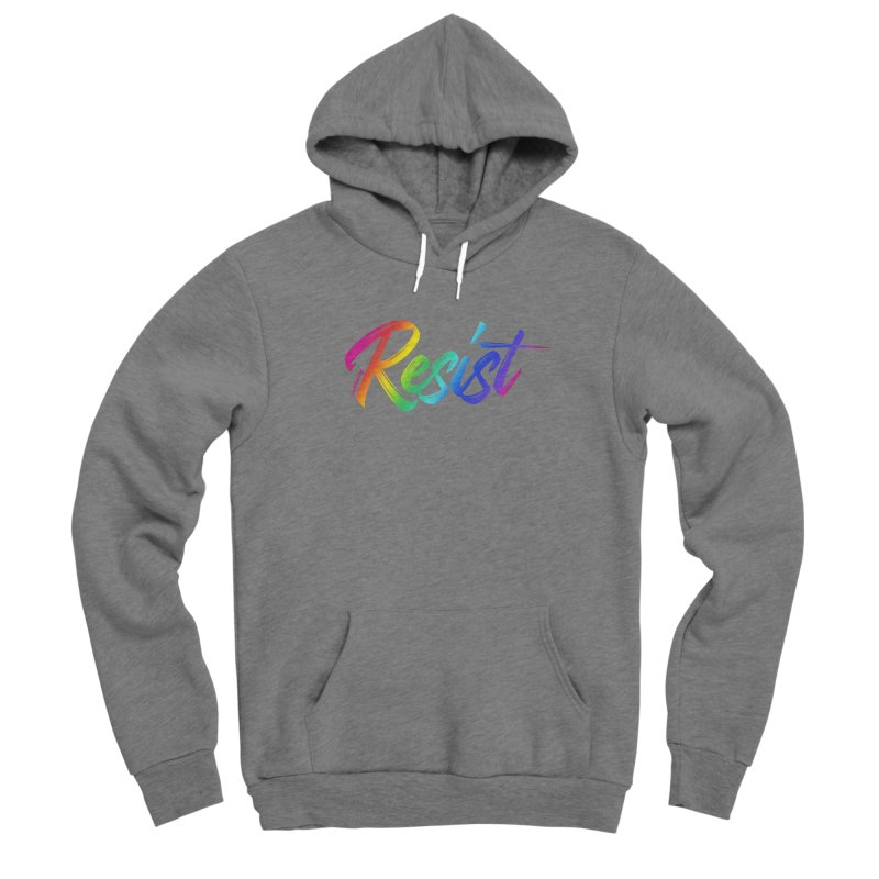 RESIST | ILTB Pride Collection 2019 Women's Pullover Hoody by I Love the Burg Swag