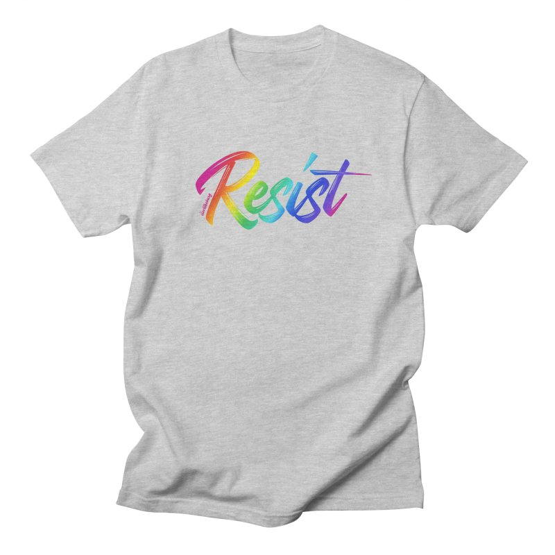 RESIST | ILTB Pride Collection 2019 Women's Regular Unisex T-Shirt by I Love the Burg Swag