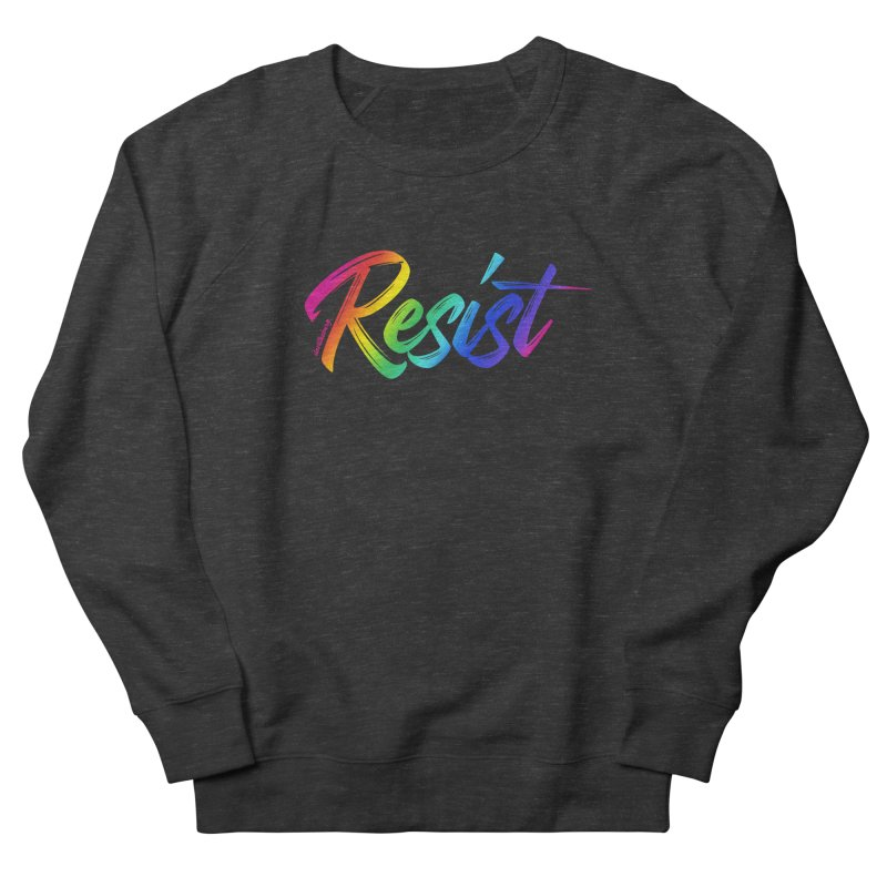 RESIST | ILTB Pride Collection 2019 Women's French Terry Sweatshirt by I Love the Burg Swag