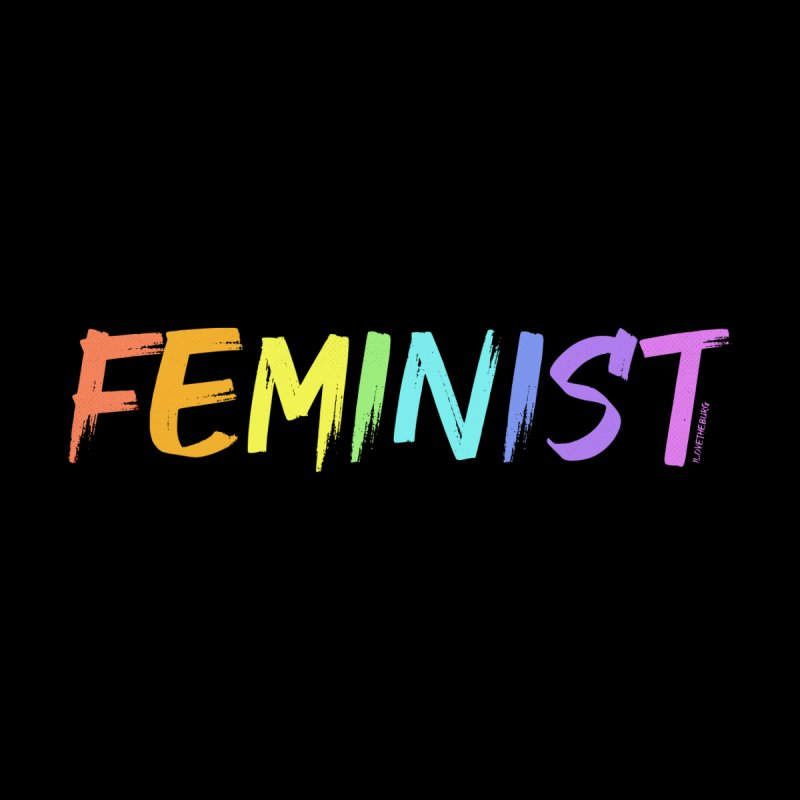 FEMINIST | ILTB Pride Collection 2019 Accessories Skateboard by I Love the Burg Swag