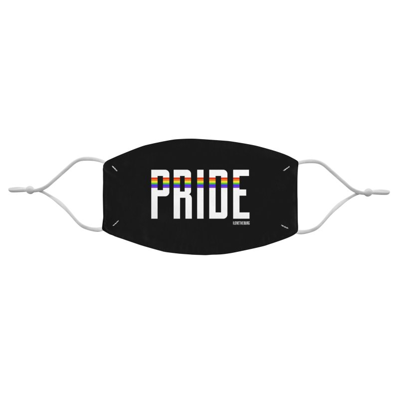 PRIDE | ILTB Pride Collection 2019 Accessories Face Mask by I Love the Burg Swag