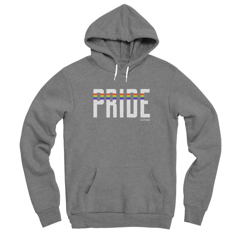 PRIDE | ILTB Pride Collection 2019 Women's Pullover Hoody by I Love the Burg Swag