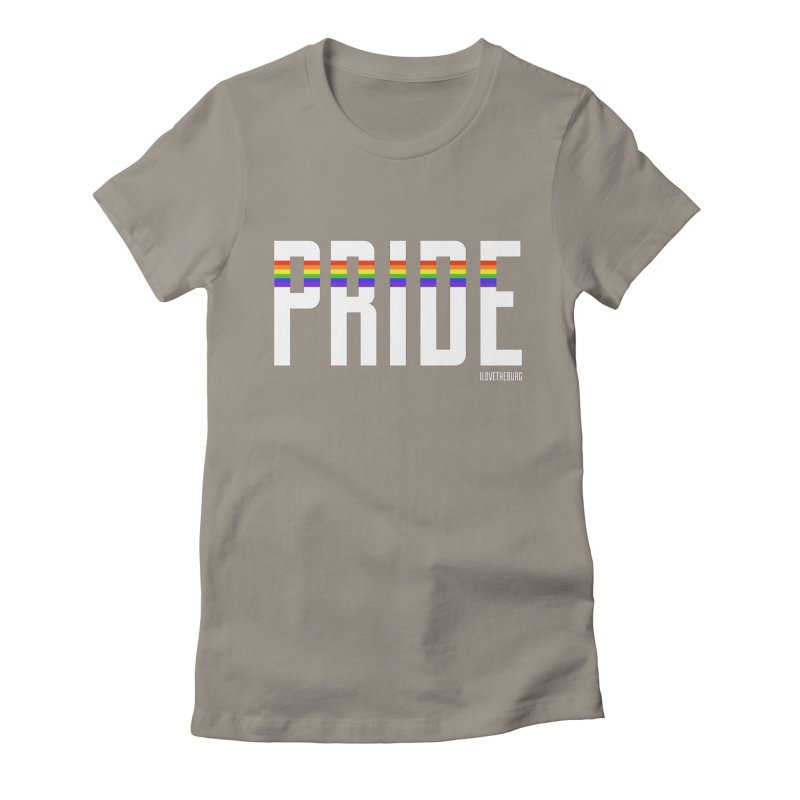 PRIDE | ILTB Pride Collection 2019 Fitted - All Gender T-Shirt by I Love the Burg Swag