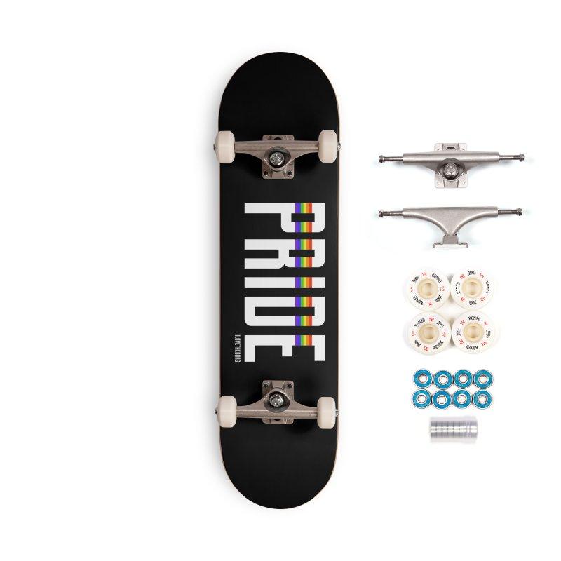 PRIDE | ILTB Pride Collection 2019 Accessories Complete - Premium Skateboard by I Love the Burg Swag