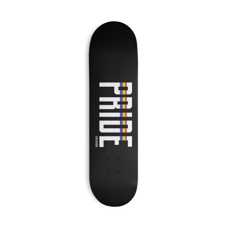 PRIDE | ILTB Pride Collection 2019 Accessories Deck Only Skateboard by I Love the Burg Swag