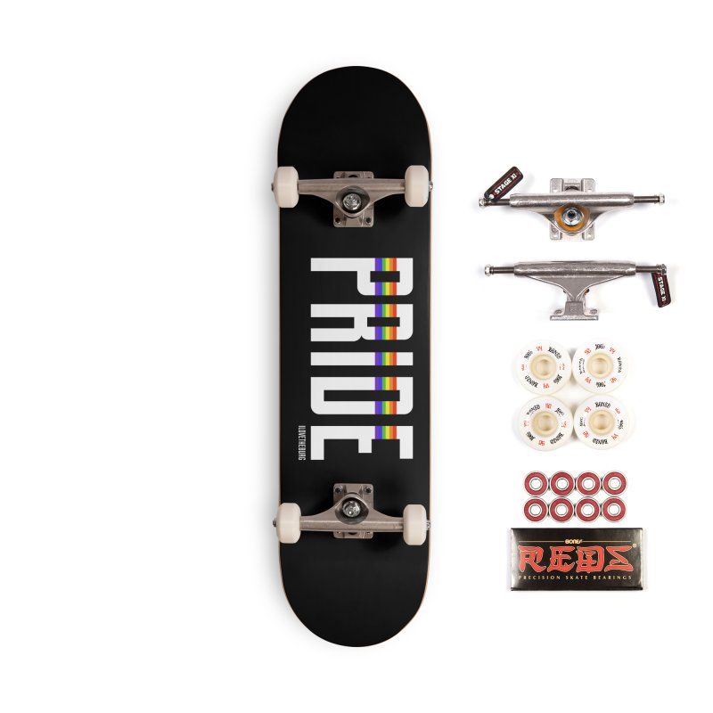 PRIDE | ILTB Pride Collection 2019 Accessories Complete - Pro Skateboard by I Love the Burg Swag