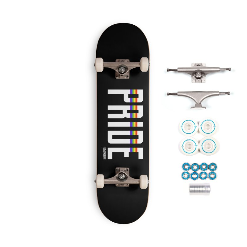 PRIDE   ILTB Pride Collection 2019 Accessories Skateboard by I Love the Burg Swag