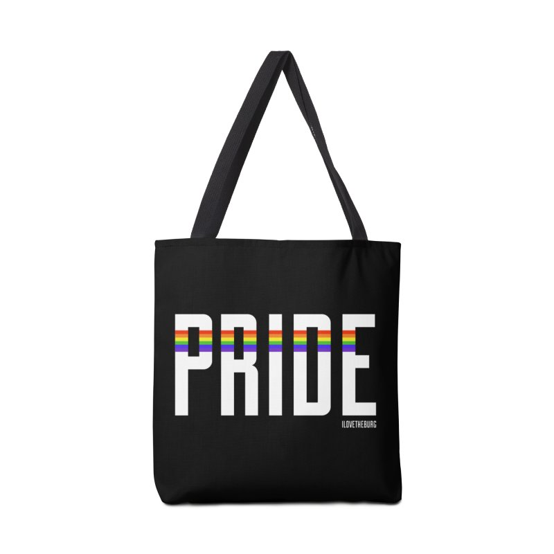 PRIDE | ILTB Pride Collection 2019 Accessories Tote Bag Bag by I Love the Burg Swag