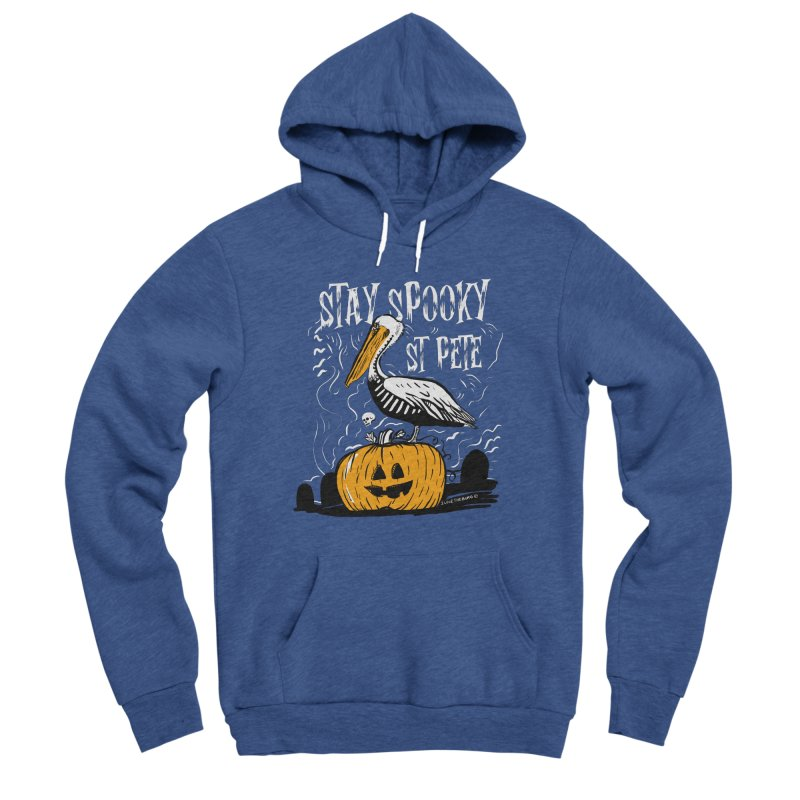 Stay Spooky St. Pete Women's Pullover Hoody by I Love the Burg Swag