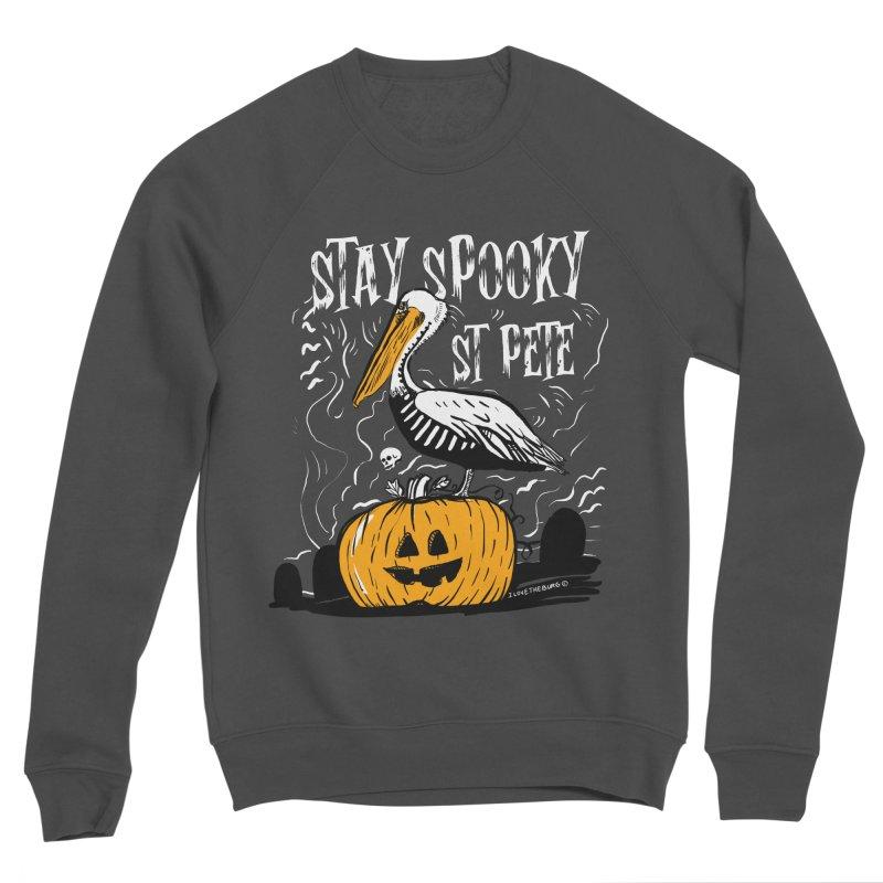 Stay Spooky St. Pete Women's Sponge Fleece Sweatshirt by I Love the Burg Swag