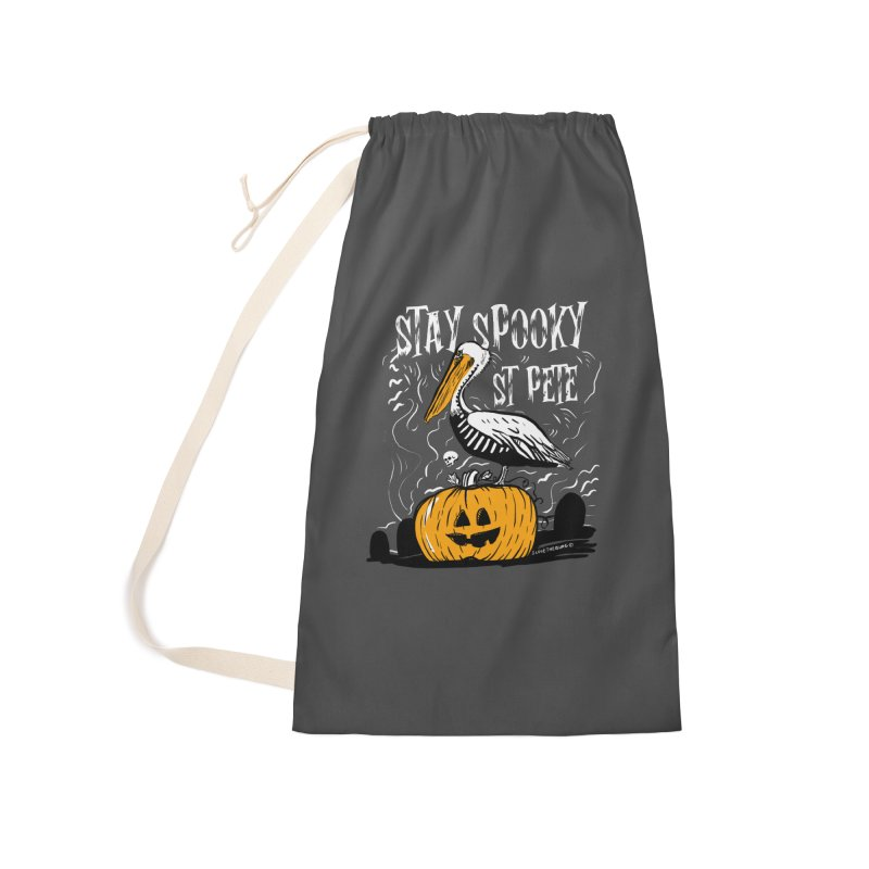 Stay Spooky St. Pete Accessories Bag by I Love the Burg Swag