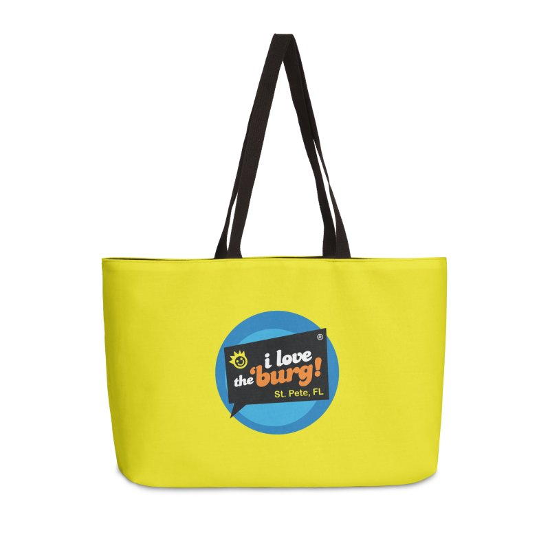 I Love the Burg | THE OG Accessories Bag by I Love the Burg Swag