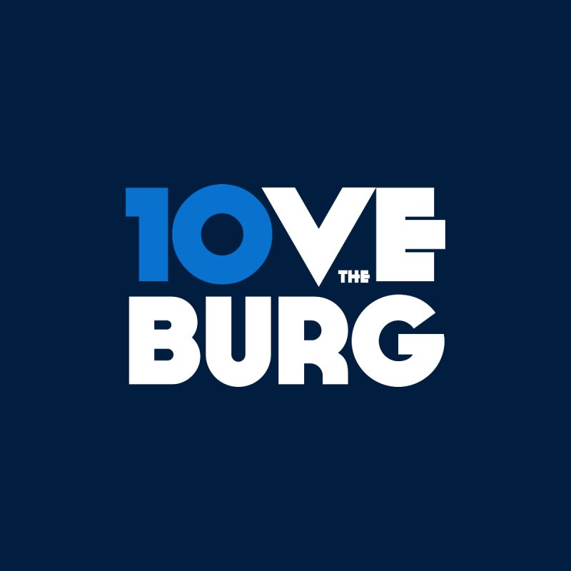 The 10 Year Anniversary Shirt Kids Toddler T-Shirt by I Love the Burg Swag