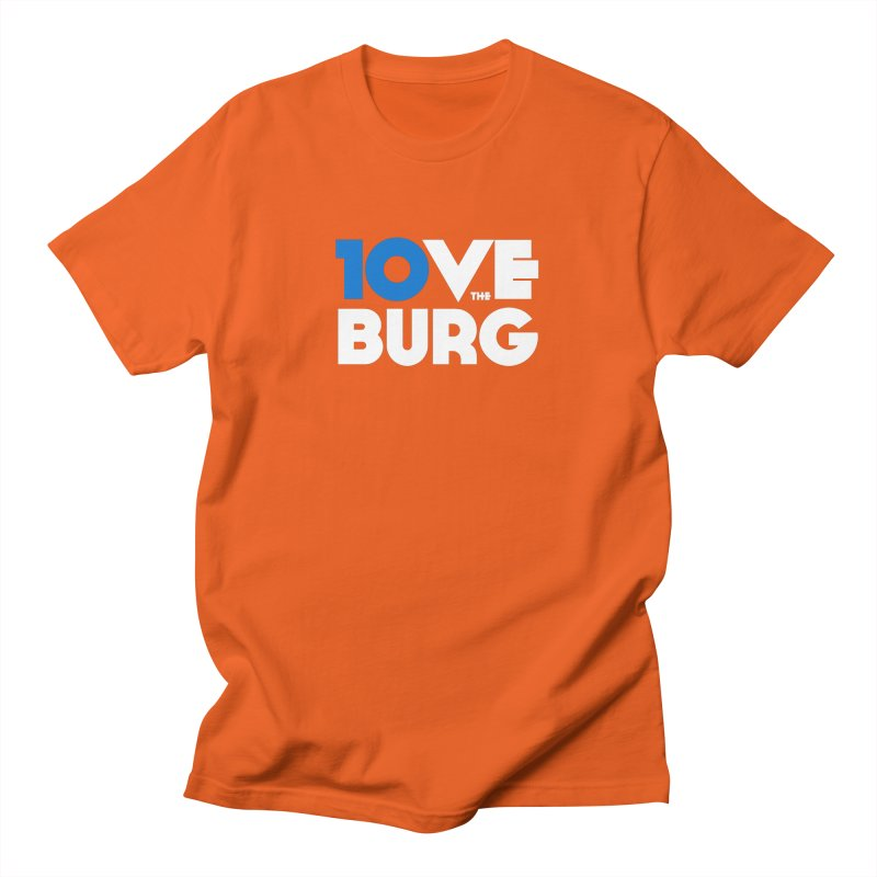 The 10 Year Anniversary Shirt Loose Fit - All Gender T-Shirt by I Love the Burg Swag