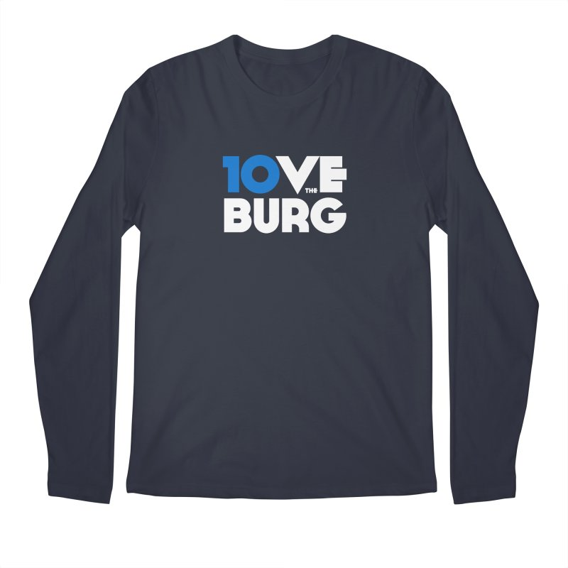 The 10 Year Anniversary Shirt Men's Longsleeve T-Shirt by I Love the Burg Swag