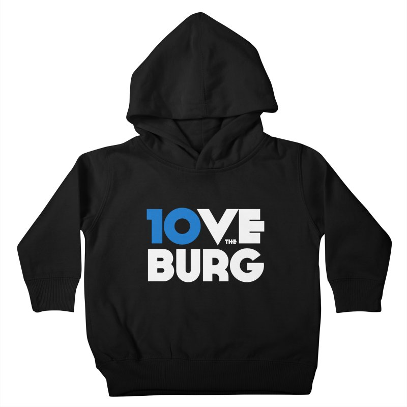Kids None by I Love the Burg Swag