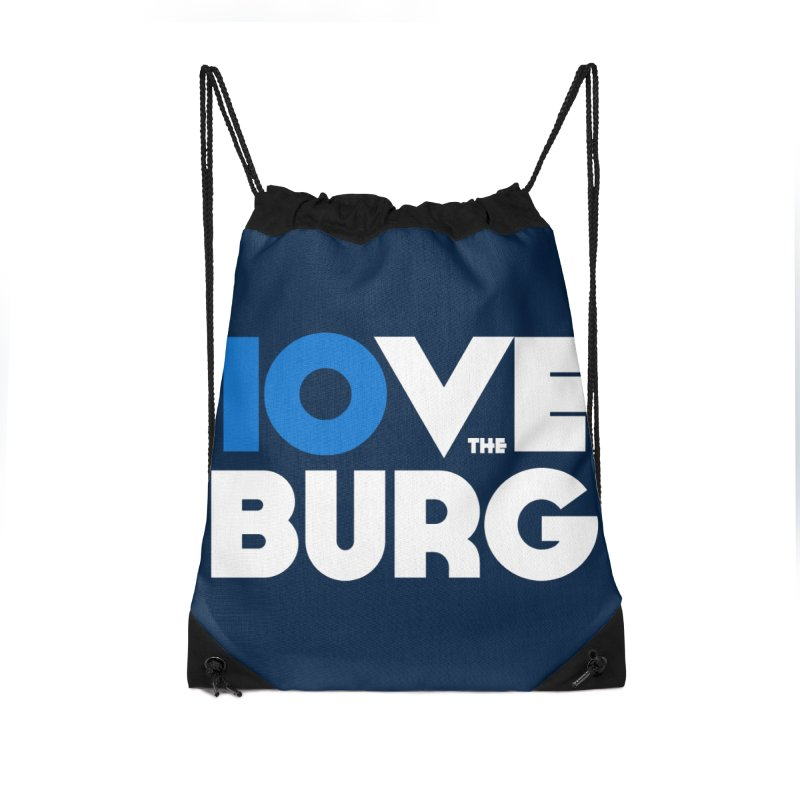 The 10 Year Anniversary Shirt Accessories Bag by I Love the Burg Swag