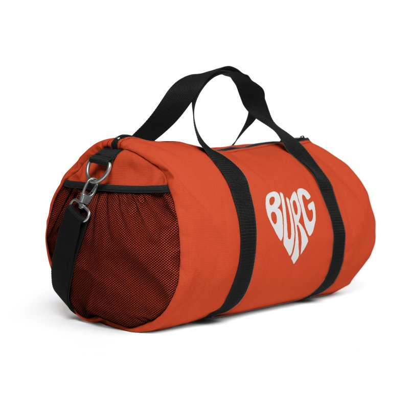 I Love the Burg With My Whole Heart Accessories Bag by I Love the Burg Swag