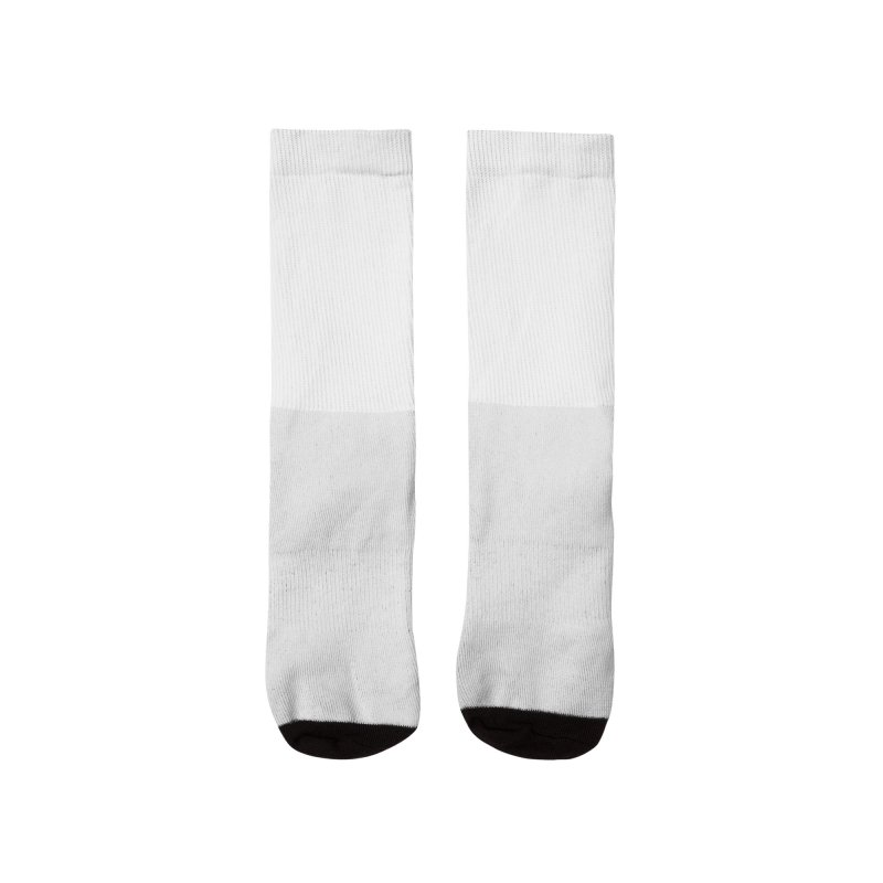 I Love the Burg With My Whole Heart Loose Fit - All Gender Socks by I Love the Burg Swag