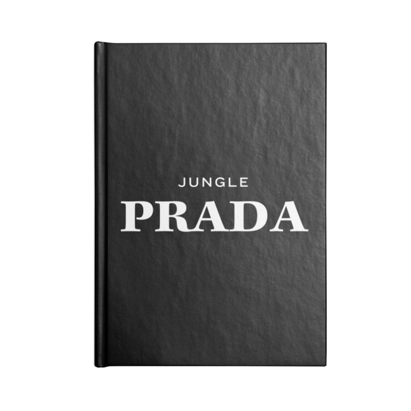 Jungle PRADA Accessories Notebook by I Love the Burg Swag