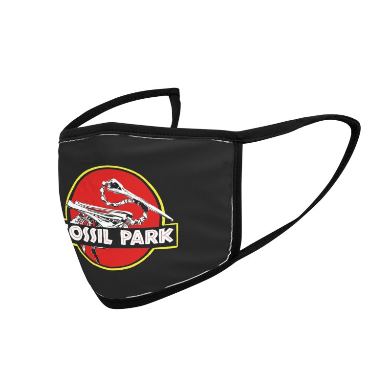 FOSSIL PARK Accessories Face Mask by I Love the Burg Swag