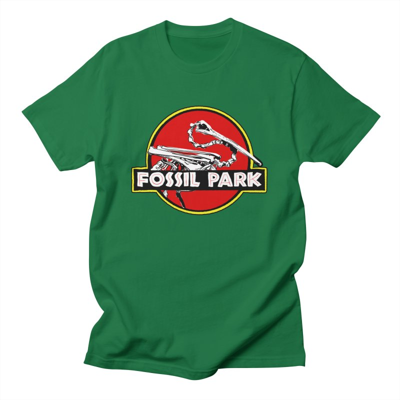FOSSIL PARK Loose Fit - All Gender T-Shirt by I Love the Burg Swag