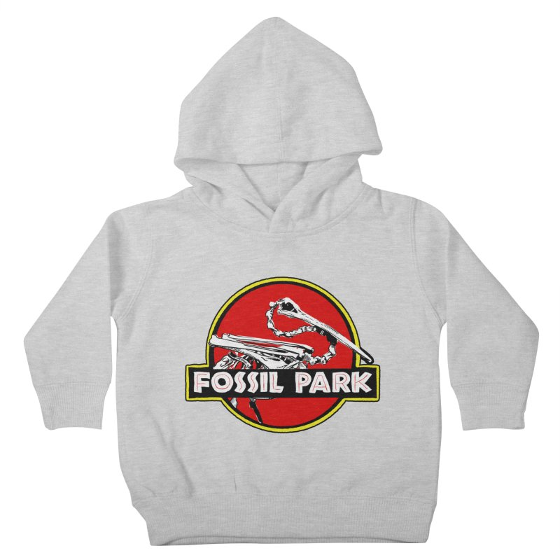 FOSSIL PARK Kids Toddler Pullover Hoody by I Love the Burg Swag