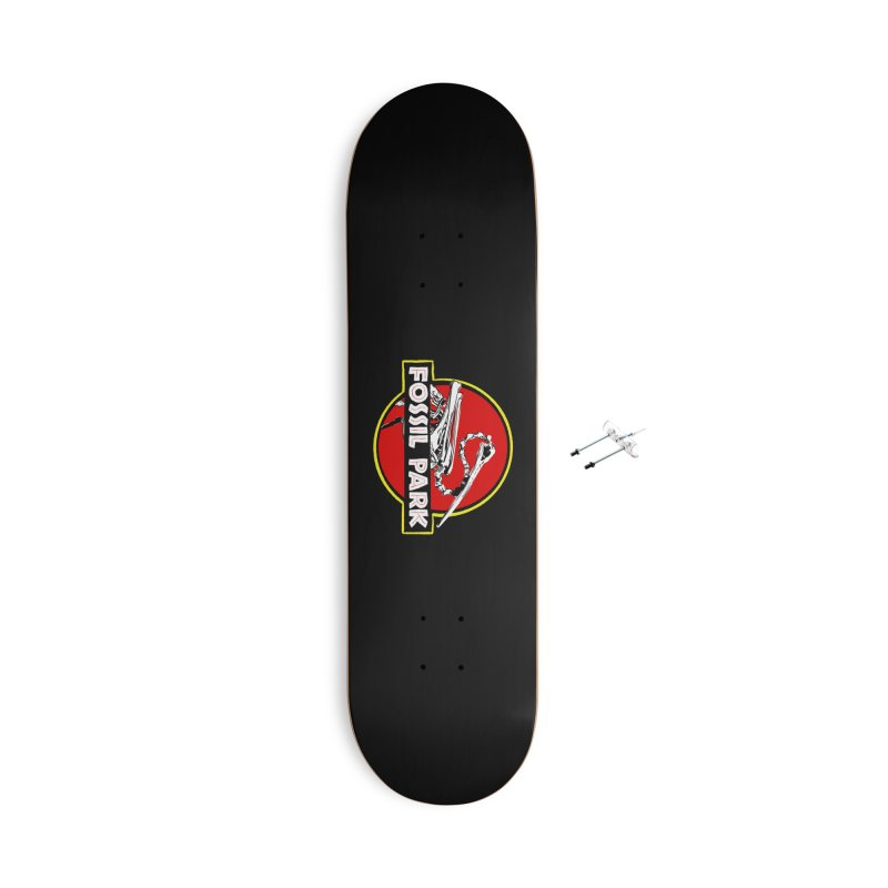 FOSSIL PARK Accessories Skateboard by I Love the Burg Swag