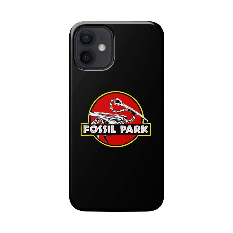 FOSSIL PARK Accessories Phone Case by I Love the Burg Swag
