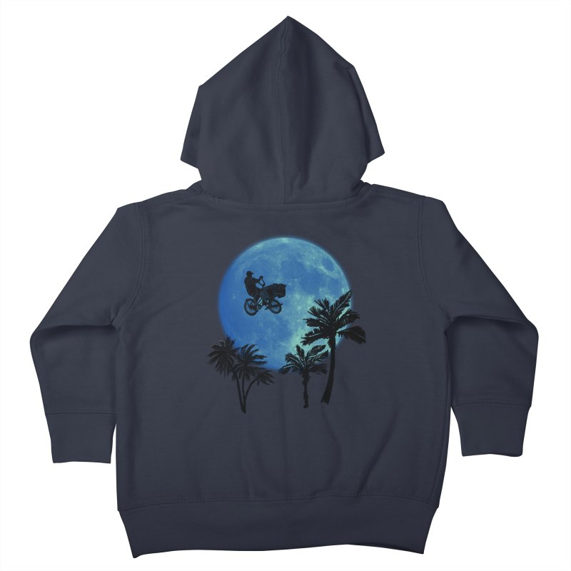 St. Pete, write home. Kids Toddler Zip-Up Hoody by I Love the Burg Swag