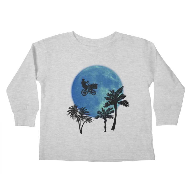 St. Pete, write home. Kids Toddler Longsleeve T-Shirt by I Love the Burg Swag