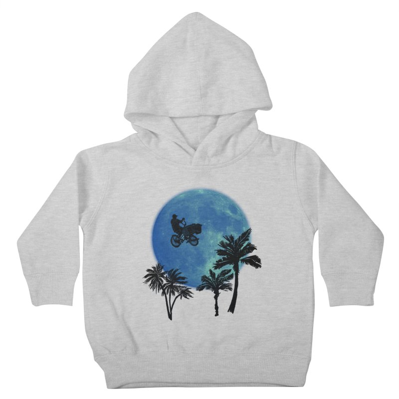 St. Pete, write home. Kids Toddler Pullover Hoody by I Love the Burg Swag