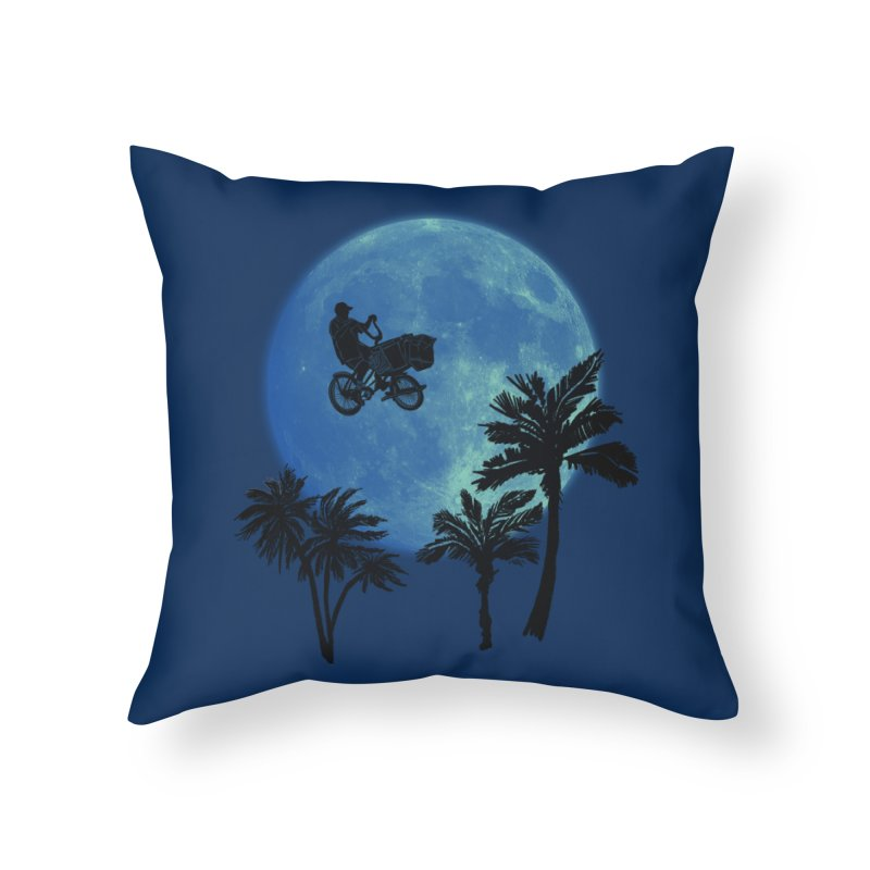 St. Pete, write home. Home Throw Pillow by I Love the Burg Swag
