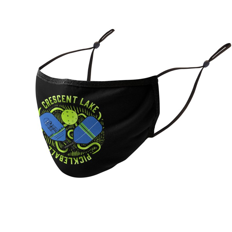 Saint Picklesburg Accessories Face Mask by I Love the Burg Swag