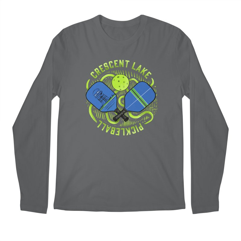 Saint Picklesburg Loose Fit - All Gender Longsleeve T-Shirt by I Love the Burg Swag