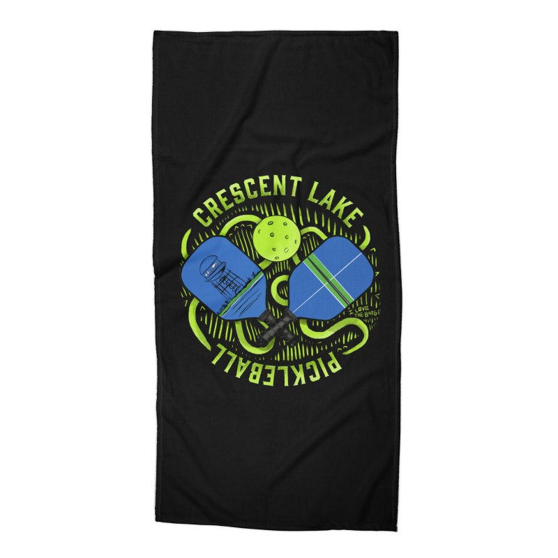 Saint Picklesburg Accessories Beach Towel by I Love the Burg Swag