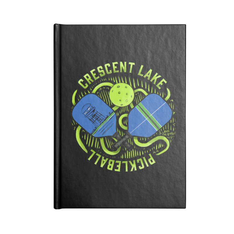 Saint Picklesburg Accessories Notebook by I Love the Burg Swag