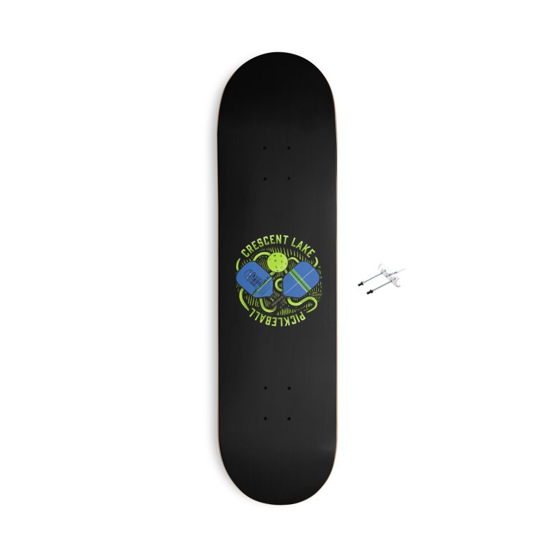 Saint Picklesburg Accessories Skateboard by I Love the Burg Swag