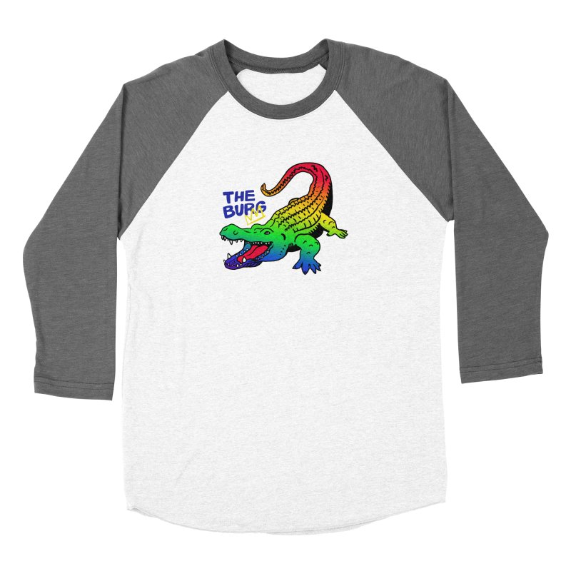 Fitted - All Gender None by I Love the Burg Swag