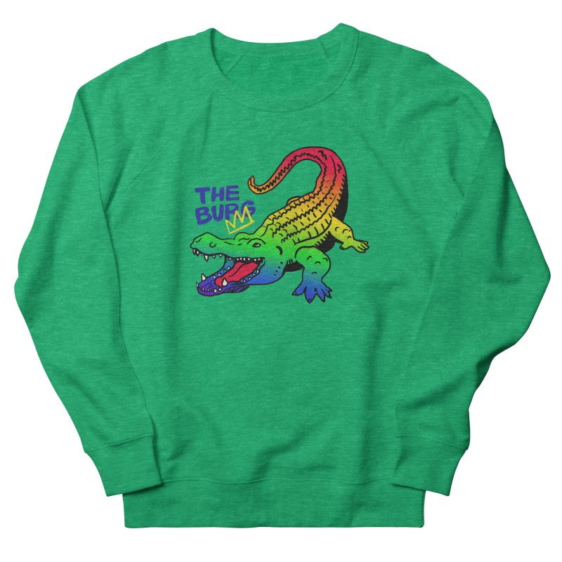 THE BURG GAYTOR Fitted - All Gender Sweatshirt by I Love the Burg Swag