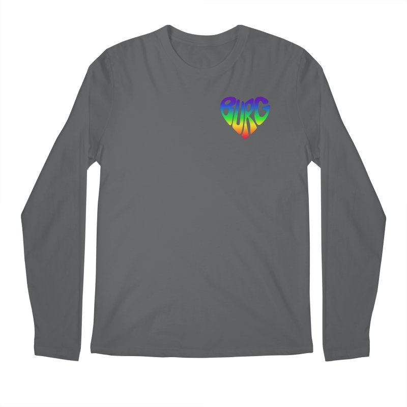Loose Fit - All Gender None by I Love the Burg Swag