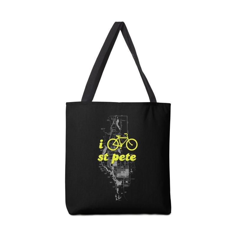 I Bike St. Pete Accessories Bag by I Love the Burg Swag