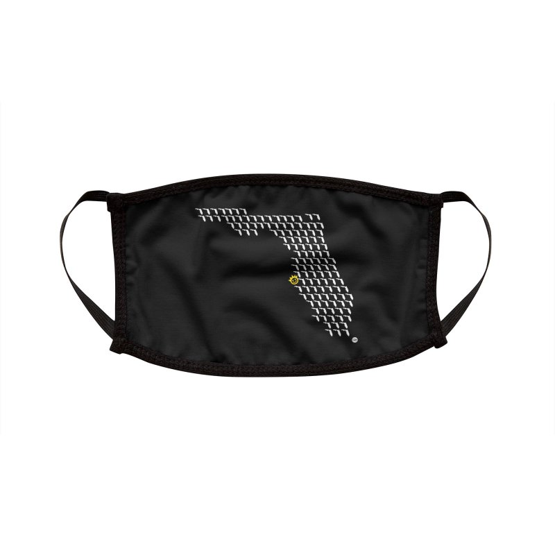 Sunshine City Classic Accessories Face Mask by I Love the Burg Swag