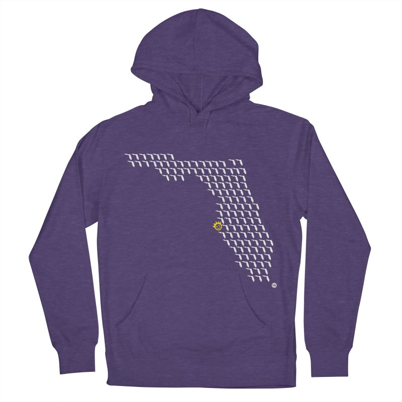 Sunshine City Classic Men's French Terry Pullover Hoody by I Love the Burg Swag
