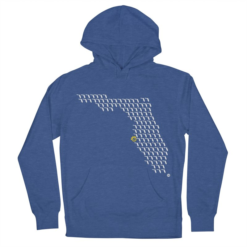 Sunshine City Classic Men's Pullover Hoody by I Love the Burg Swag